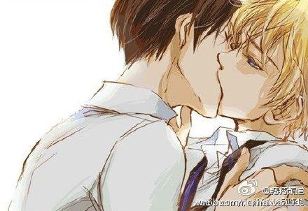 我爱的人吻了我