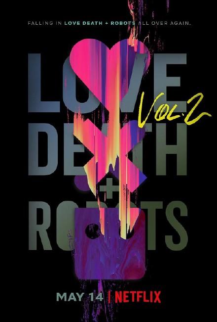 科幻动画《爱,死亡和机器人》两季全磁力链接