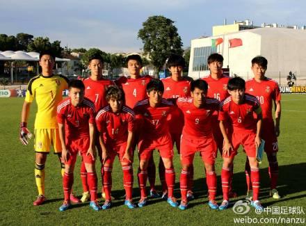 中国足球与巴西世界杯32强八竿子就打着的关系