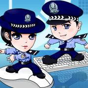 深圳网警微博照片