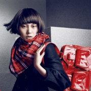 2B小文艺馨兰微博照片