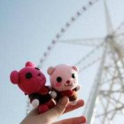 乐悠悠小泉红子微博照片