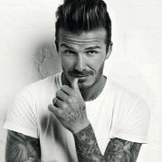David Beckham's Micro blog
