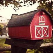 小镇邮局微博照片