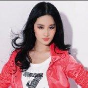 我的女神就是你刘亦菲微博照片