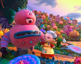 妖果小学-水果奶奶的大秘密