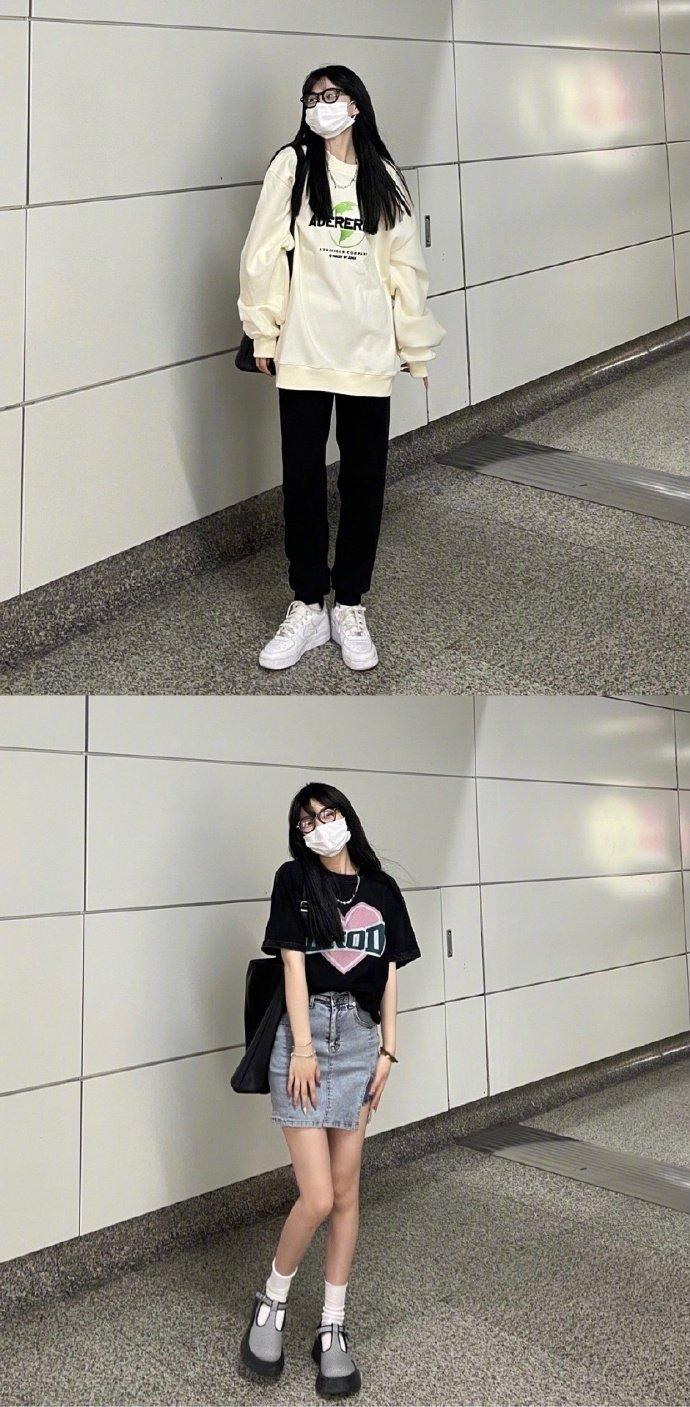 公主日记style|简约实用的韩系夏日穿搭Look...美女