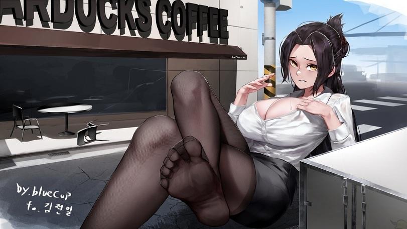 [第99期]日常推送好看的动漫小姐姐美图-觅爱图