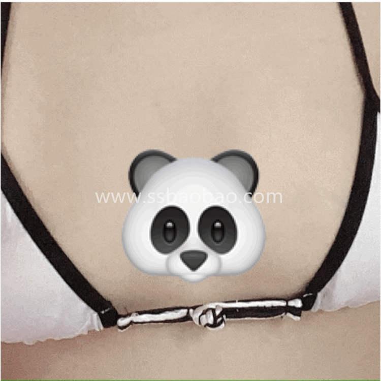 佳佳好难啊 VOL.27 熊猫比基尼09