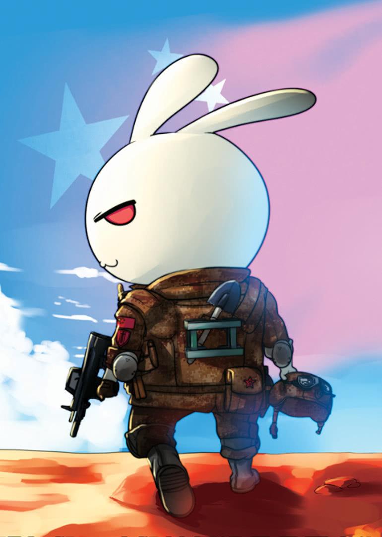 那年那兔那些事