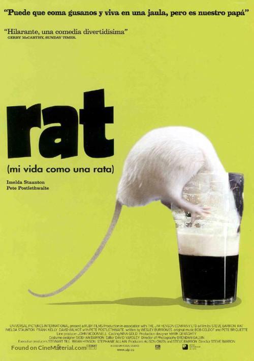 变鼠记 Rat