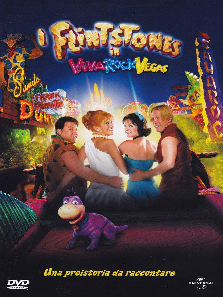 石头族乐园2:赌城万岁 The Flintstones in Viva Rock Vegas