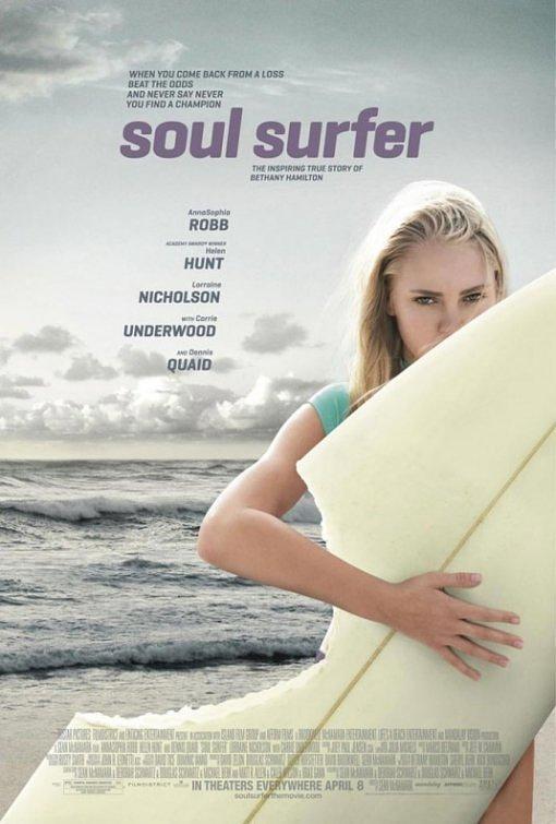 灵魂冲浪人 Soul Surfer