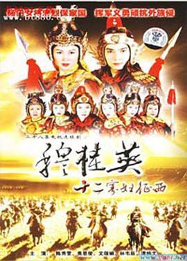 穆桂英之十二寡妇征西粤语版中字