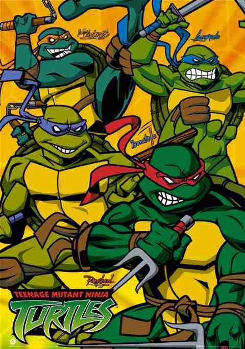 忍者神龟第二季
