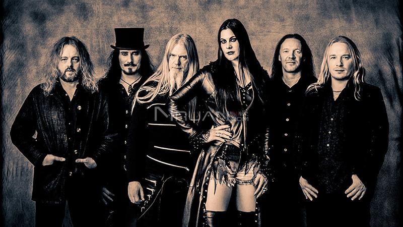 夜愿 Nightwish – Endless Forms Most Beautiful的照片 - 2