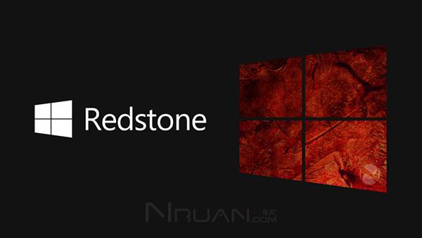 """微软下一次Windows更新代号""""红石""""RedStone 明年推出的照片"""