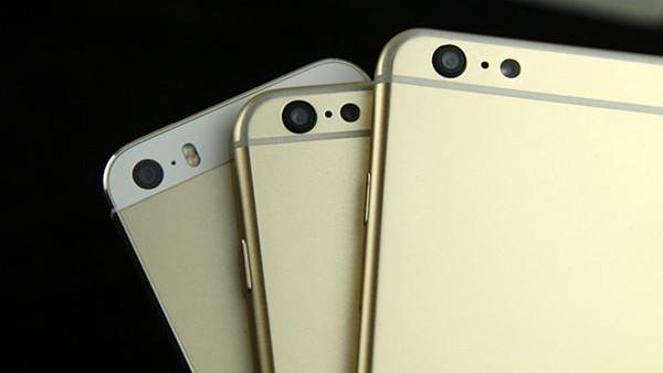 苹果手机iPhone 6S最新传闻汇总:已量产 粉色大亮的照片 - 1