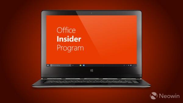 Office 2016预览版16.0.6965.2051发布的照片 - 1