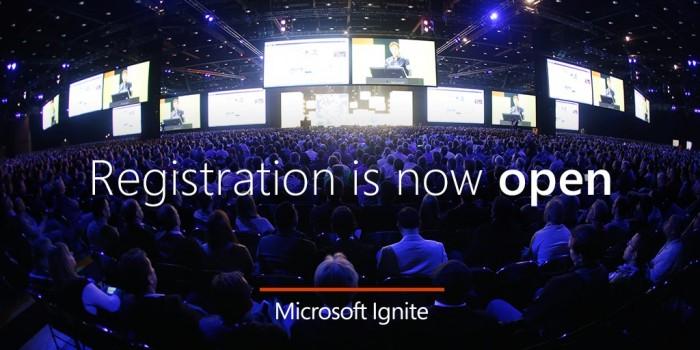 微软Ignite 2017大会将于9月25日开幕 现已开放注册的照片 - 1