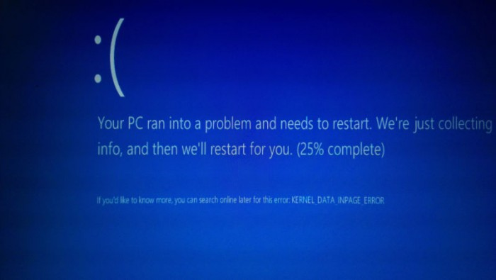 Windows 7,8.1遭遇NTFS文件名错误,可让系统挂起或崩溃的照片