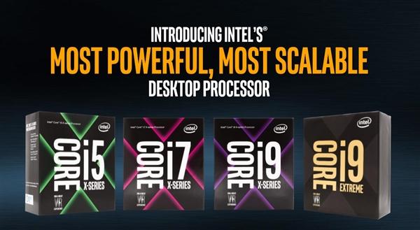 Intel Core X家族规格完全曝光:18核顶级i9卖1.4万的照片 - 1