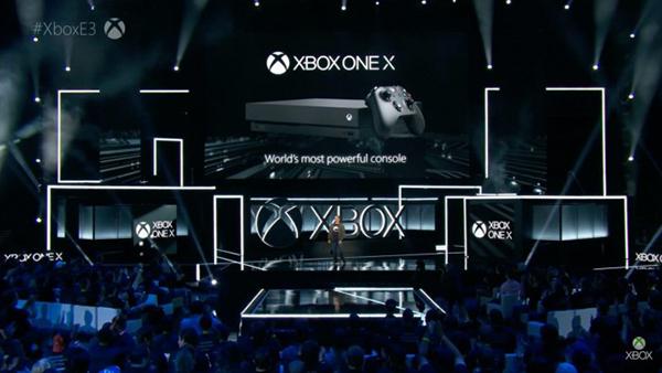 微软天蝎座正式发布 定名Xbox One X 售价499美元的照片 - 1