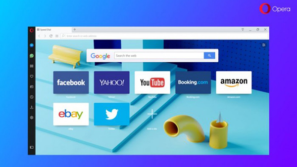 Opera 46发布:全新UI、大幅提升稳定性、支持APNG