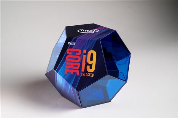 Intel 9代酷睿CPU国内售价公布:i5-9600K 2399元起的照片 - 1