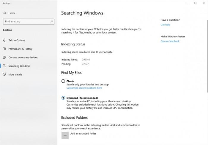 Win10 2019年春季更新将使Windows搜索更有用的照片 - 2