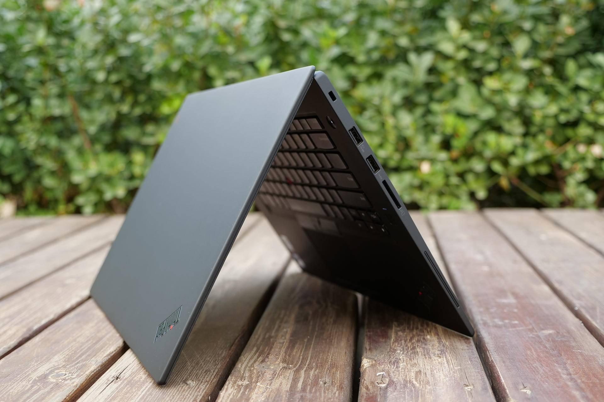 ThinkPad X1 隐士:找到了高性能和便携之间平衡点的照片 - 5