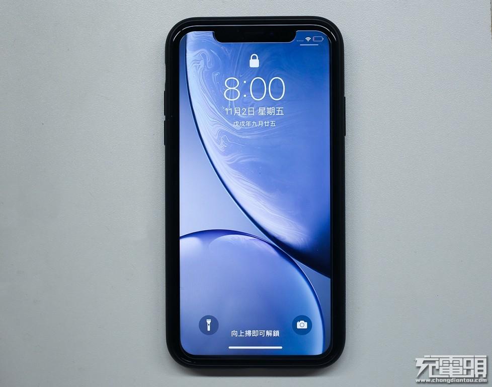 iPhone XR的黑边框有多宽?戴上套后惨不忍睹的照片 - 7