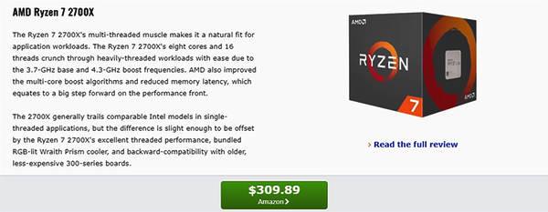 不考虑游戏 最佳桌面处理器排行榜AMD全胜 英特尔全体出局的照片 - 4