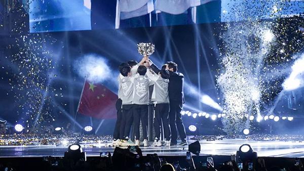 《英雄联盟》道歉说明:关于全球总决赛iG夺冠庆典活动