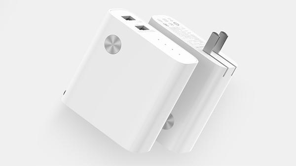 扔掉充电头 小米二合一移动电源发布:99元的照片 - 1
