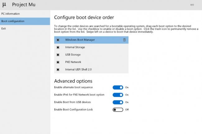 """微软公布了开源的UEFI系统""""Project Mu""""替代TianoCore的照片"""