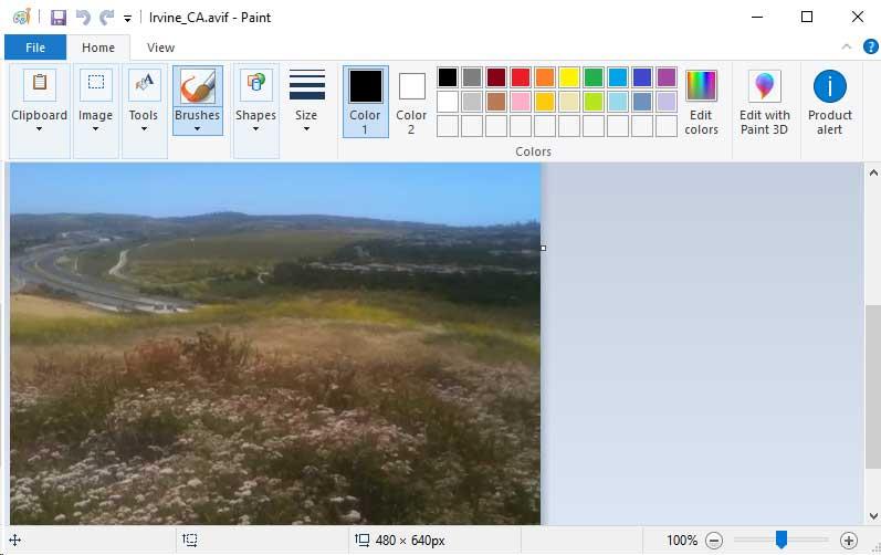 微软正在为Win10添加对AVIF图像的支持的照片 - 4