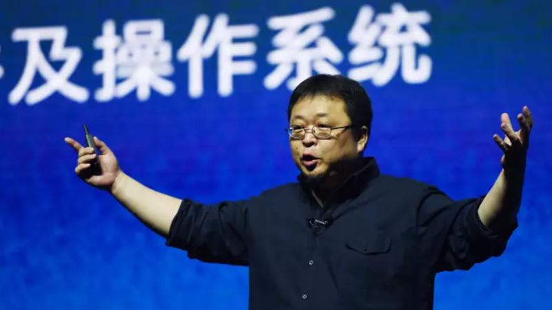 罗永浩回应腾讯封杀:当年Windows没封杀QQ的照片 - 1