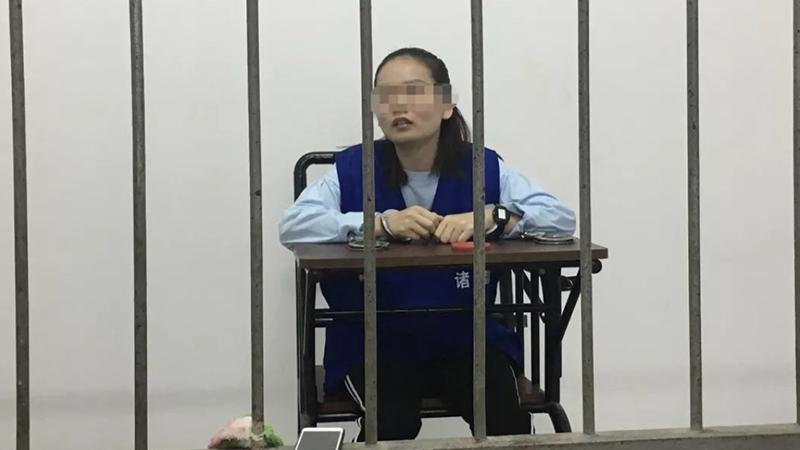 """""""黄鳝门""""案一审宣判23人获刑 涉事女主播被判1年9个月的照片"""