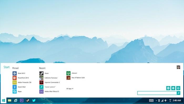 动态磁贴太鸡肋?Windows Lite开始菜单将会放弃这项功能的照片