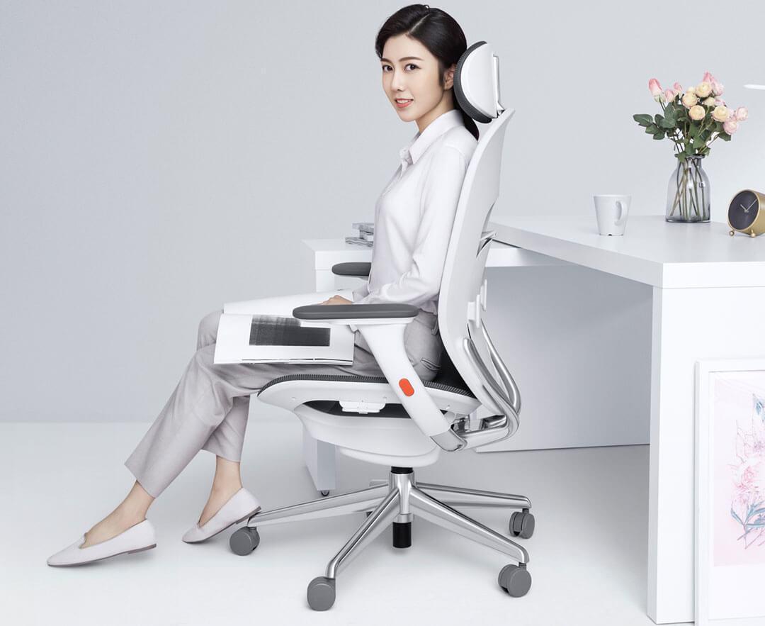 小米米家人体工学椅发布:支持超大仰角的照片 - 3