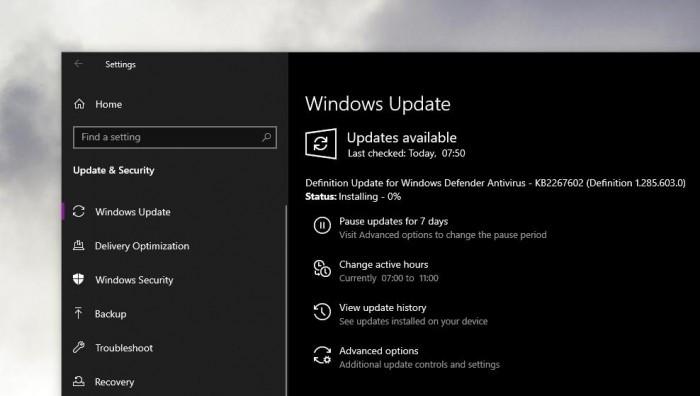 如何阻止Windows Update捆绑更新设备驱动