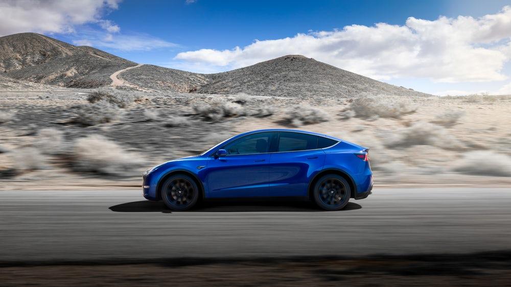 特斯拉今日发布入门级SUV Model Y:起价39000美元的照片 - 5