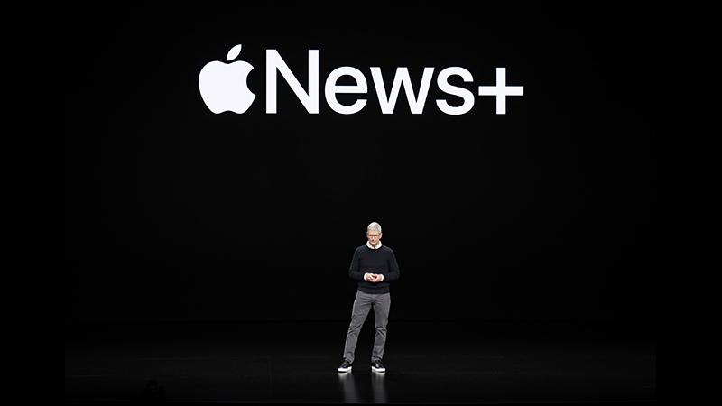 六分钟看完苹果2019春季发布会的照片
