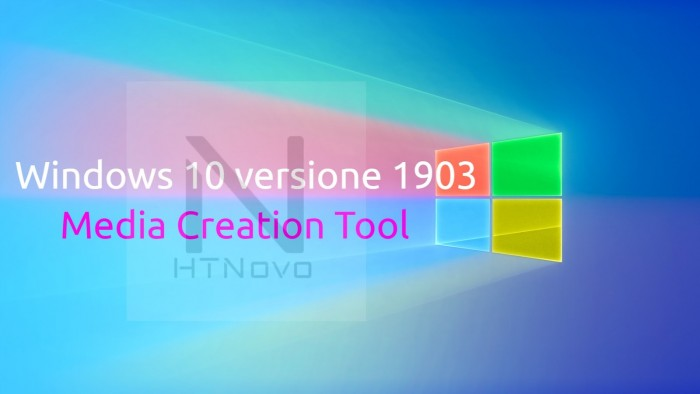 Win10 Version 1903 安装介质创建工具发布下载