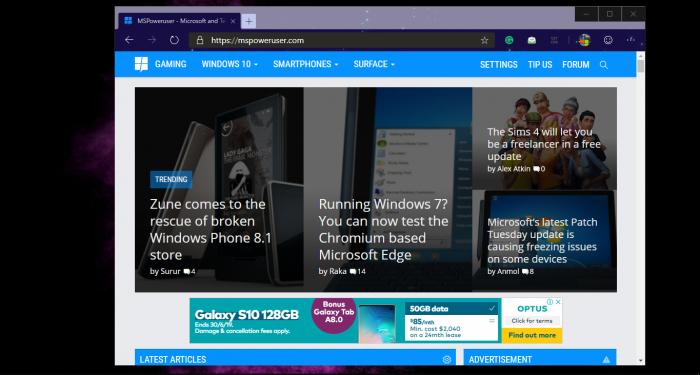 如何在新版Edge上安装和卸载Chrome主题