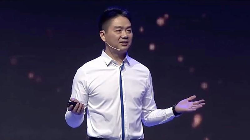 """京东的人事大动荡与刘强东的""""垂帘听政""""的照片"""
