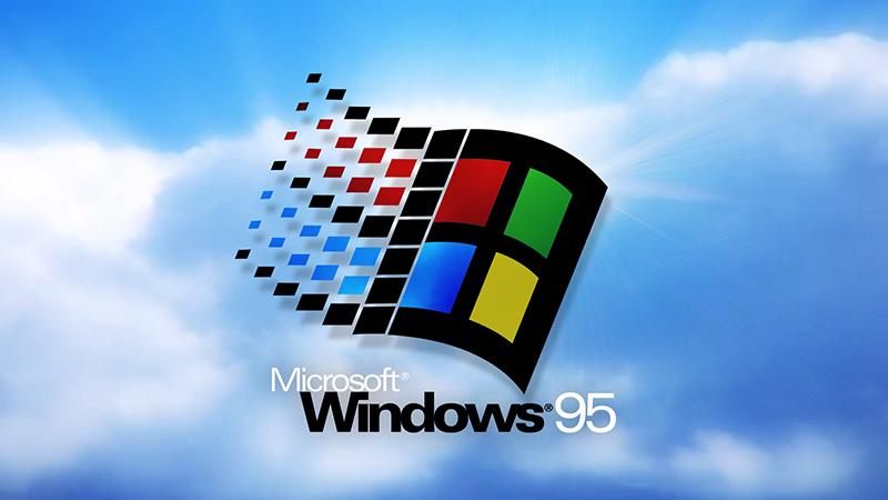 Windows 95的UI设计比Windows 10好?