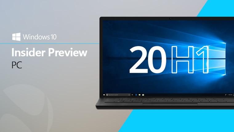超多看点 Win10 20H1新版特性速览