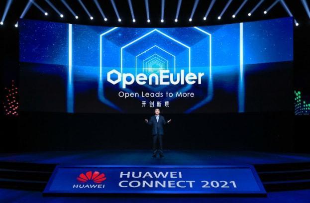 华为正式发布OpenEuler欧拉系统:与鸿蒙共享、生态互通